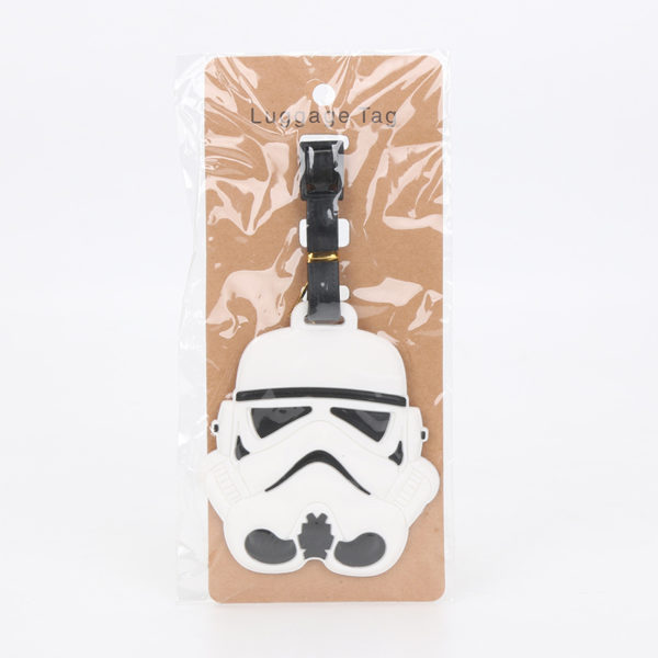 Star Wars Luggage Tags Stormtrooper Head