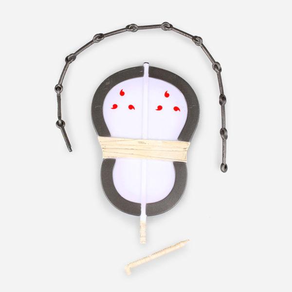Obito Figure PVC Weapons