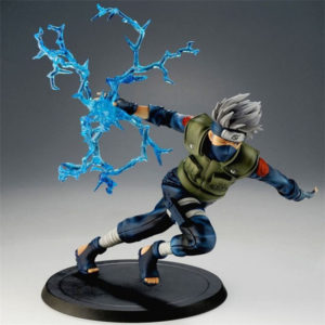 Kakashi Figures Power Attack