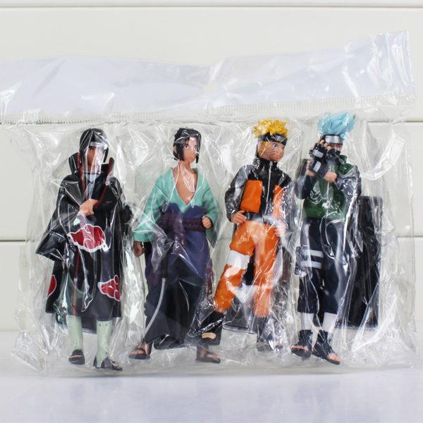 Set Wrapped Naruto Figure