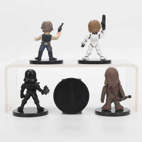 Best Star Wars Figures To Collect Chewbacca set Back