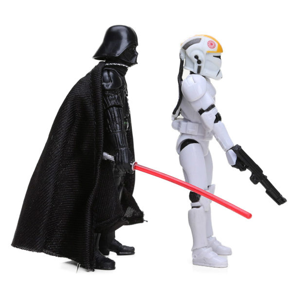 Airborne Clone Trooper Action Figure Weapons