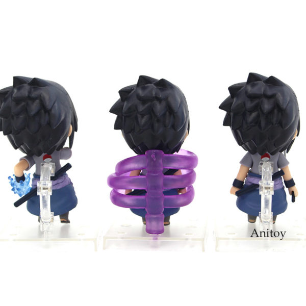 3 Sasuke Nendoroid Back
