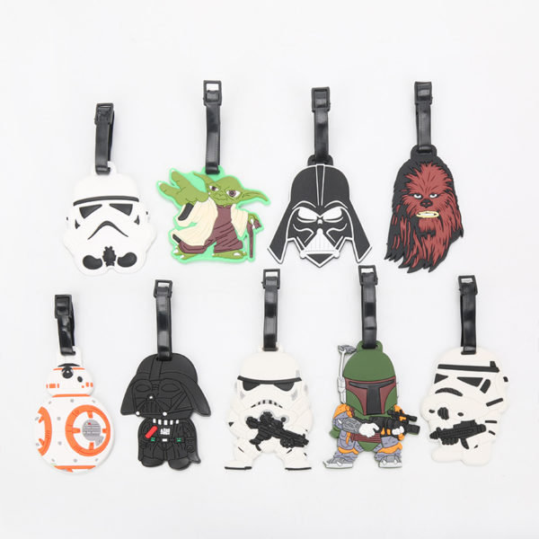 Star Wars Luggage Tags Little
