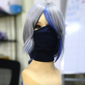 Kakashi Cosplay Mask Wore