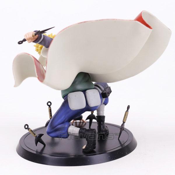 White Minato Action Figure