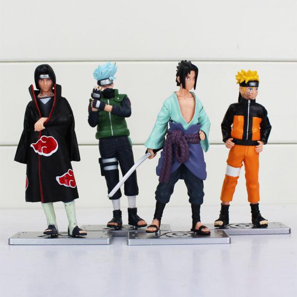 Naruto Action Figure Set Collectible