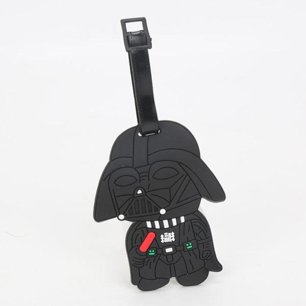 Star Wars Luggage Tags Darth Vader