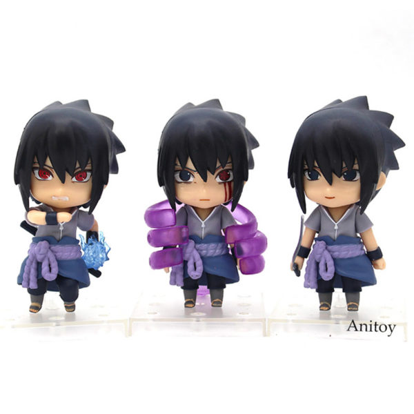 Cute Sasuke Nendoroids