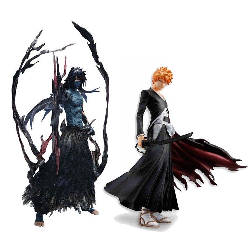 Cool 19cm 22cm Bleach Anime Kurosaki Ichigo Getsuga ...