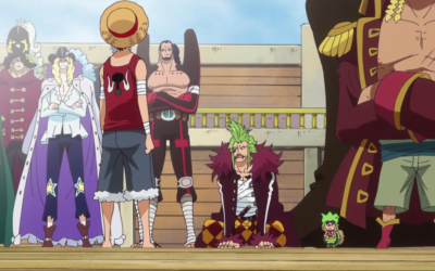 One Piece Anime Review