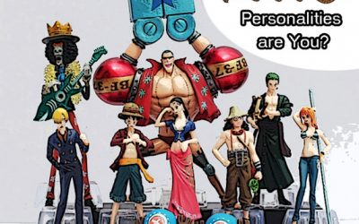 Which One Piece Personalities are You?