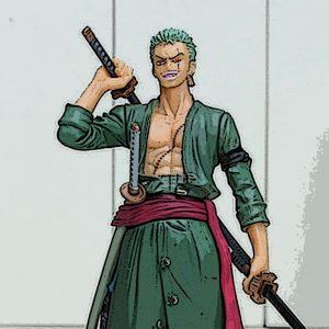 Roronoa Zoro One Piece Personalities